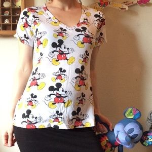 Oh MICkEY UR so Fine... Disney Mouse Graphic Tee